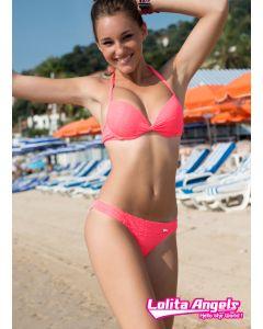 Bikini Lolita Angels Strech Playa Link