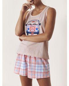 pijama corto de verano