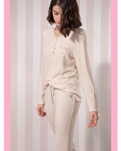 pijama de mujer clasico