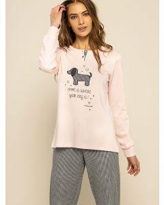 pijama mujer invierno