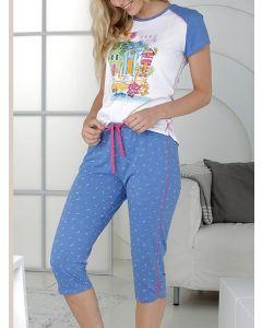 pijama pirata mujer