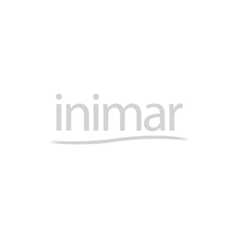 brasileña de encaje marfil