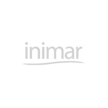 top bikini balconet con fina espuma color turquesa