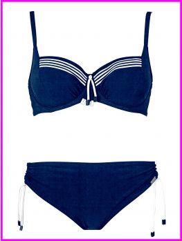 bikini con fino relleno