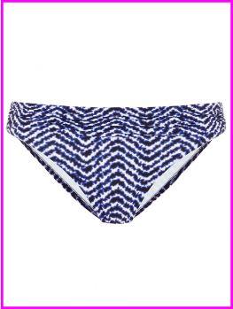 braga de bikini de rayas