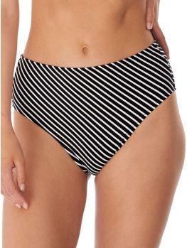 bikini braga rayas