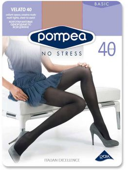 Panty Pompea 40D Velati 90-720400