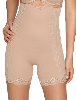 faja pantalon piel