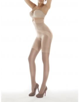 Panty Calze Levante Body Slim Total Control 40D