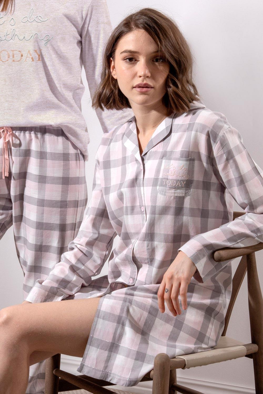 Tipos de pijamas para mujer. 4 estilos para situaciones diferentes