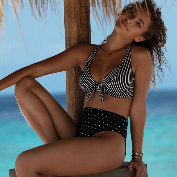 Tipos de bikinis. Formas y diseños para todas las mujeres.