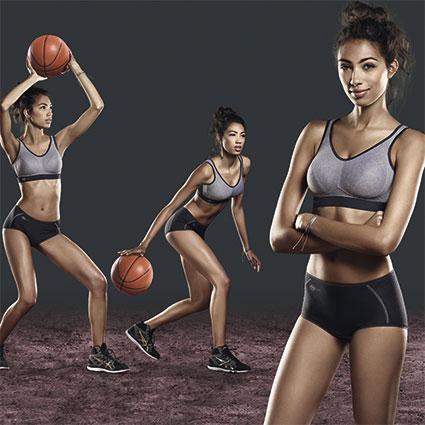 Elige el mejor sujetador para el gimnasio tengas la talla que tengas
