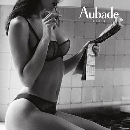 Descubre Aubade, marca de lencería francesa
