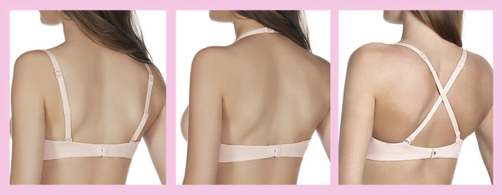 Cómo Poner Un Sujetador Multiposición Para Un Vestido Sin Espalda Blog Inimar