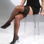 Atrévete con las medias de media pierna para tu look diario