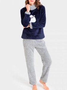 pijamas para mujer polares massana
